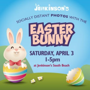 jenkinsin's photos with the easter bunny