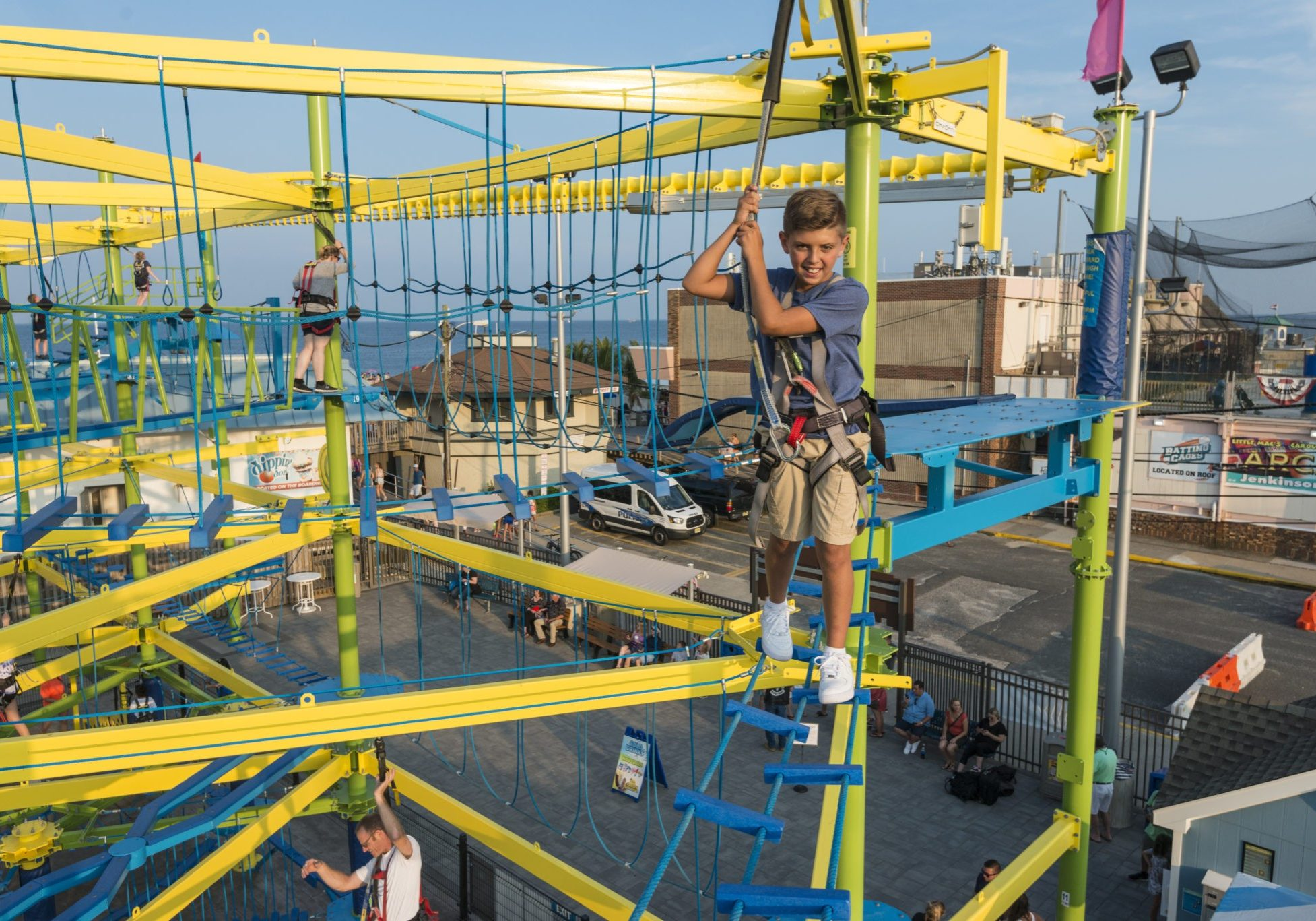 Photo of Adventure Lookout Ropes Course