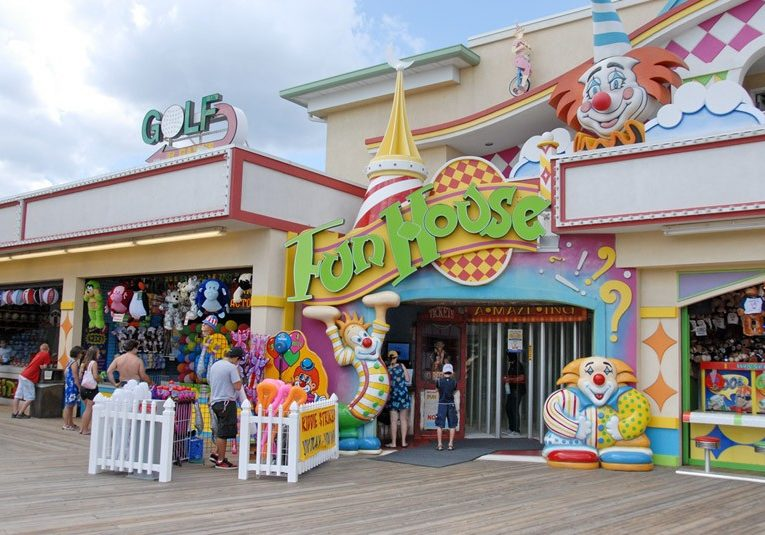 Jenkinson's Boardwalk Fun House