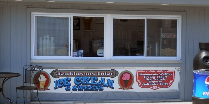 Jenkinson's Inlet Ice Cream