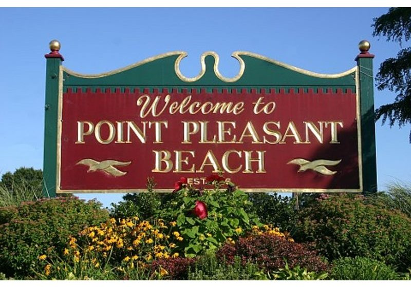 point-pleasant-beach-sign